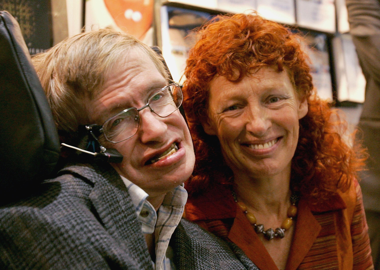 Spouse stephen hawking Stephen Hawking