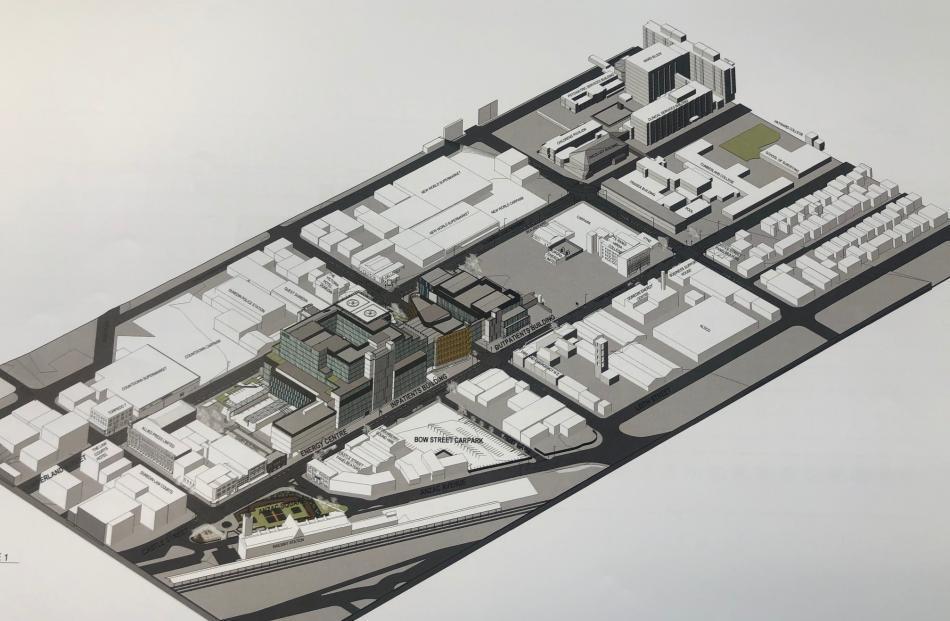 Concept Designs Of New Dunedin Hospital Revealed Nz Herald