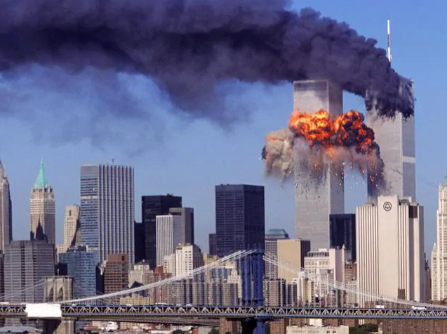 9/11: The truth behind the famous Falling Man and his real identity - NZ Herald