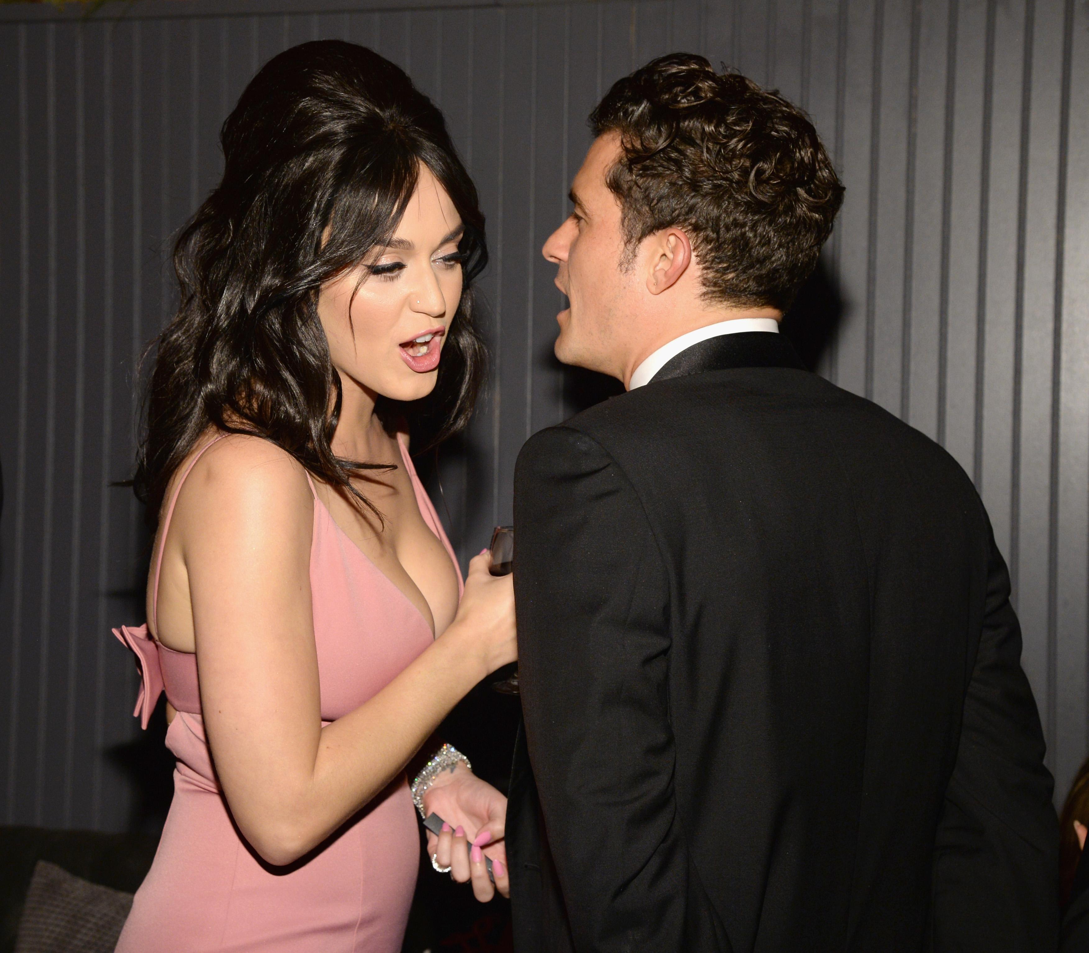 Girlfriend orlando list bloom Katy Perry