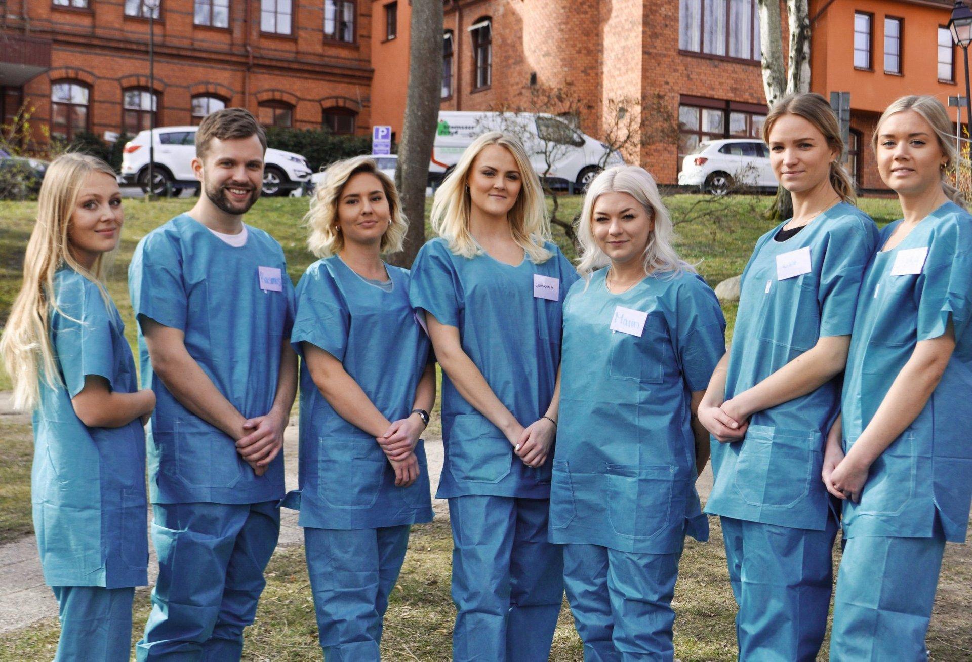 Coronavirus Covid 19 Sas Flight Crew Retrain At Swedish Medical School Nz Herald