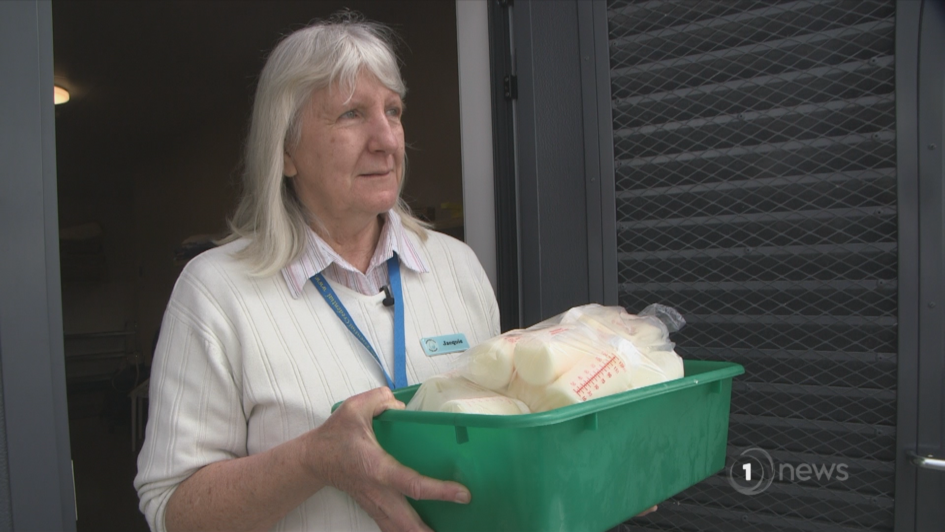 Good Sorts: The woman running a milk bank for mums in need in Palmerston North